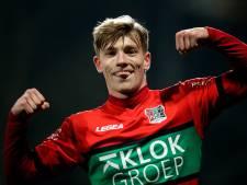 Zian Flemming: 'Ik ben volgend jaar eerste spits bij PEC Zwolle'