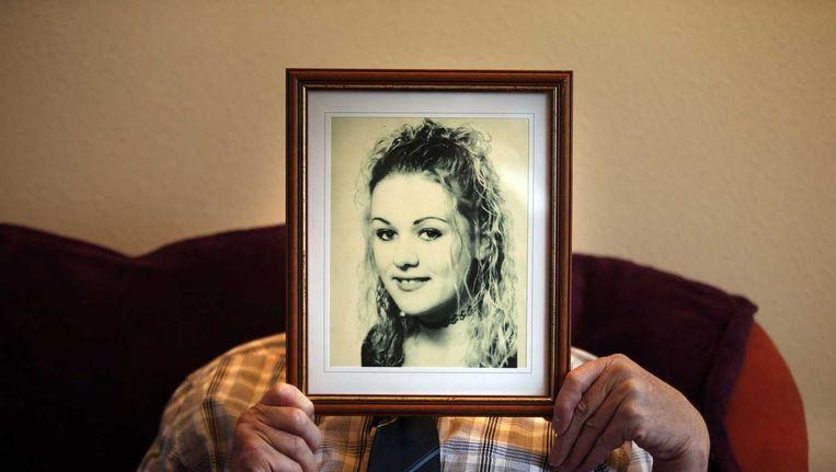 Een foto van de omgebrachte Marianne Vaatstra. Beeld anp