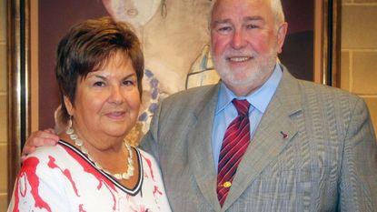 Bootje Frank en Andrea vaart halve eeuw