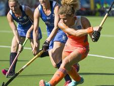 Hockeysters verslaan Schotland bij Hockey World League