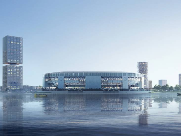 Feyenoord polst steenrijke Rotterdammers voor bijdrage aan nieuw stadion
