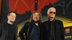 Opnieuw 'Stairway to Court' voor Led Zeppelin