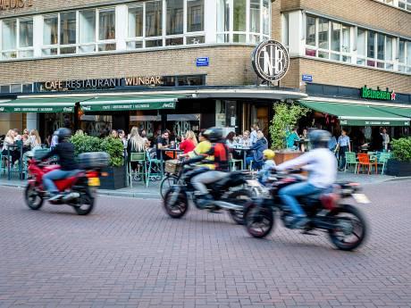 Rotterdam meet geluid van 'herriebakken' in het centrum , maar Zuid blijft achter