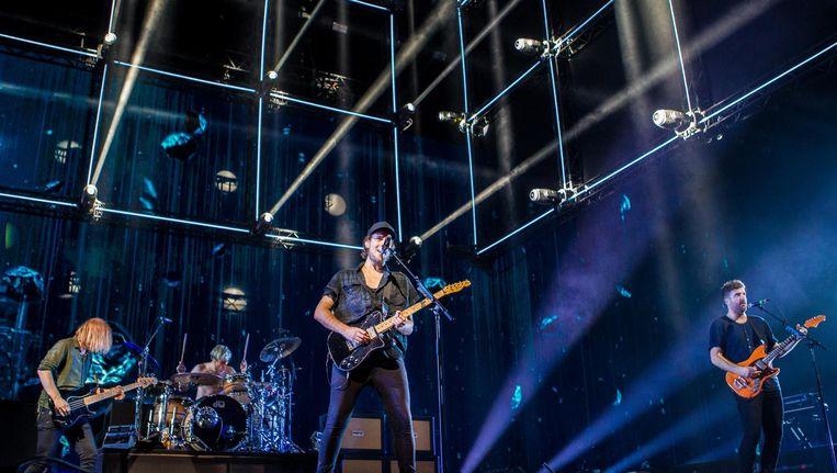 Kensington gaf in november 2017 vijf uitverkochte concerten in de Ziggo Dome. Beeld ANP Kippa Paul Bergen