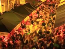 Slimme camera's herkennen elke carnavalsvierder in Korte Putstraat: 'Wie er niet in mag, hebben we er zo uitgepikt'