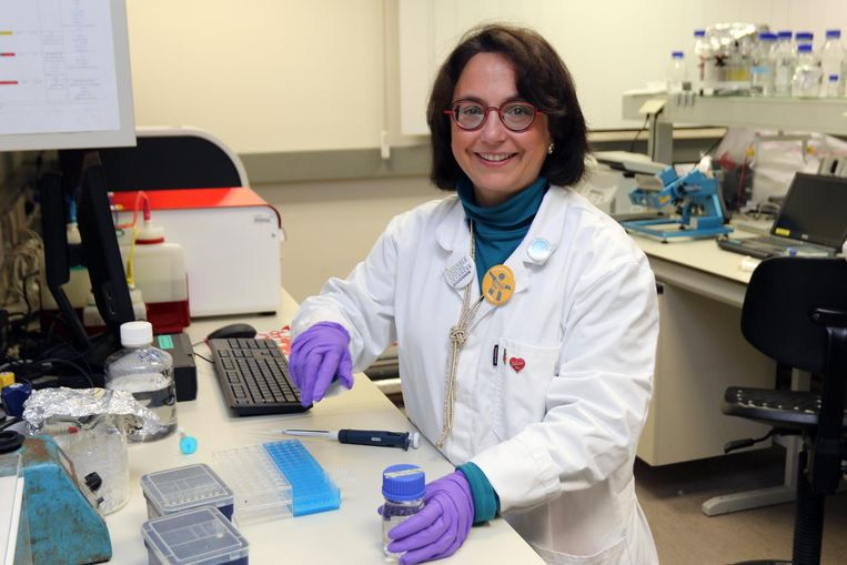 Sarah Batout is hoofd Radiobiologie bij het SCK in Mol. Ze vertrekt op 16 december voor een maand naar Antarctica op wetenschappelijke missie.