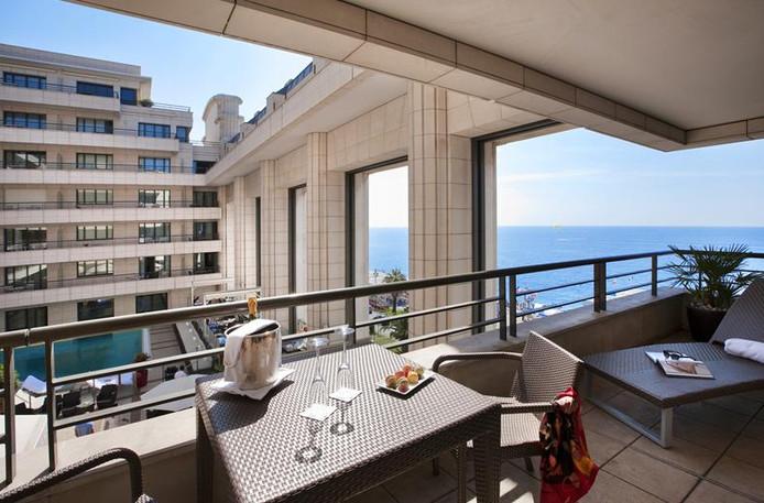 Het Experience Hyatt Regency Nice Palais de la Méditerranée is van alle gemakken voorzien