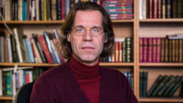 Philip Westbroek. Beeld Tammy van Nerum
