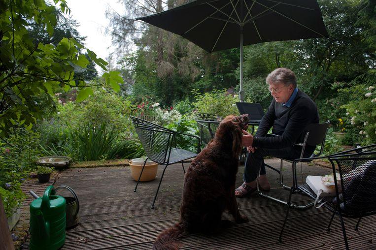 Jacques Wallage: 'Ik ken niets droevigers dan die zogenaamde inspraakprocedure bij een bestemmingsplan. Er wordt doorgaans niets met de opmerkingen van insprekers gedaan.' Beeld reyer boxem