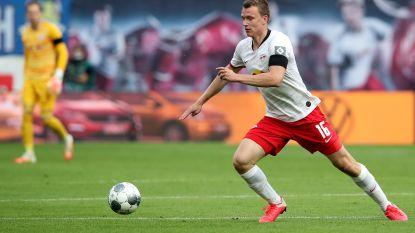 LIVE. Alles te herdoen in Leipzig: Klostermann kopt thuisploeg op gelijke hoogte tegen Hertha