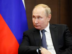 """""""Il ne faut pas faire confiance à Poutine, jamais"""""""