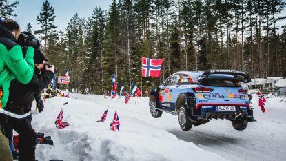 Neuville rekent af met 2017 en kan morgen rallygeschiedenis schrijven in Zweden