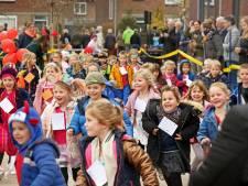 Bongerd-leerlingen rennen in Terwolde circa 2.000 euro bijeen voor Metakids