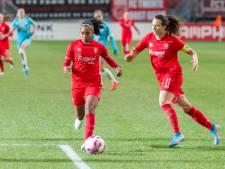 FC Twente vrouwen blijft tegen PEC Zwolle steken op een gelijkspel