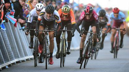 """Van Avermaet sprint naar derde plaats: """"Ik hoop nog een goede dag te hebben, dan kan ik eindelijk een week rusten"""""""