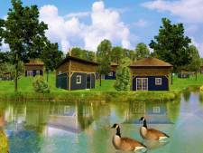 Speelpark Pukkemuk krijgt nog voor de kerst 60 nieuwe vakantiehuisjes