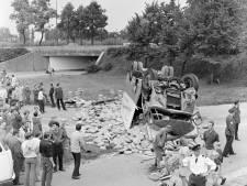 De Berekuil: een monumentaal verkeersplein waar heel wat ongelukken plaatsvonden