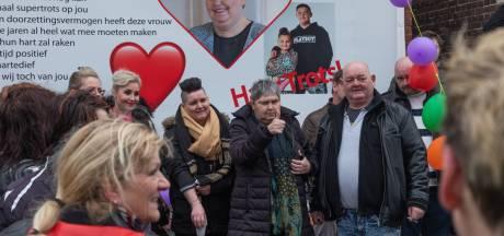 Roelie de Winter (57) uit Almelo overlijdt paar dagen na in vervulling gaan grootste wens