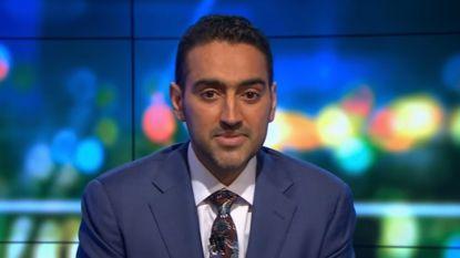 """Australische presentator erg emotioneel na aanslag Nieuw-Zeeland: """"Ik ben bang en enorm teleurgesteld"""""""