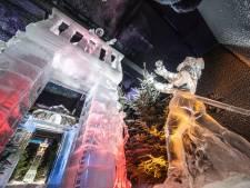 IJsbeeldenfestival Zwolle trok al 60.000 bezoekers