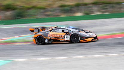 Belcar in Spa-Francorchamps levert Dylan Derdaele winst in GT-klasse op