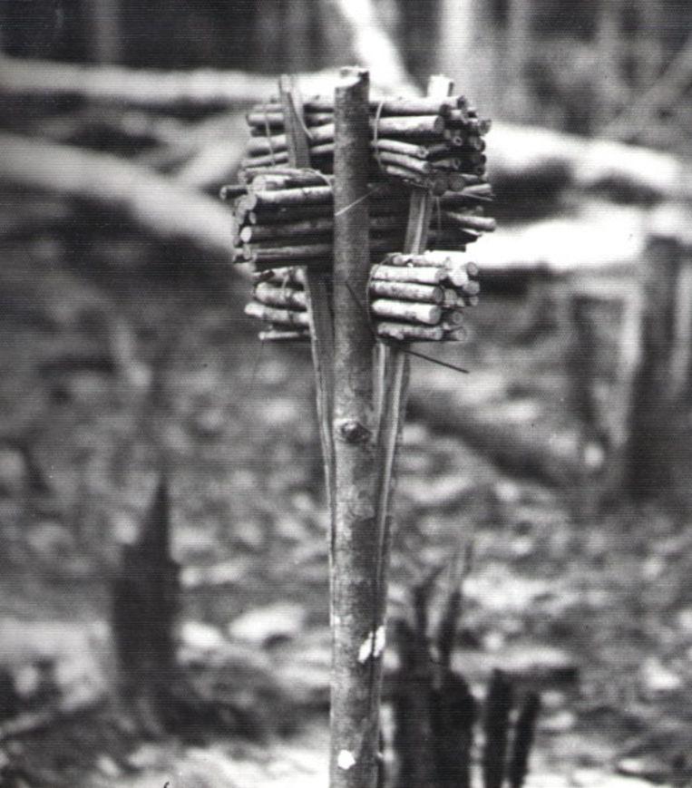 Een Juju-amulet. Foto John Hill Beeld