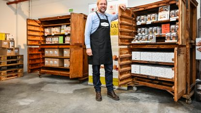 """La Confiance biedt speculoos en koekjes nu ook aan in eigen pop-upstore: """"Hartstocht voor het bakken meegeven aan bezoekers"""""""