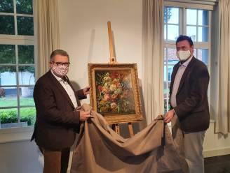 Stedelijk Museum tikt schilderij van 18de eeuwse bloemenschilder uit Hoogstraten op de kop