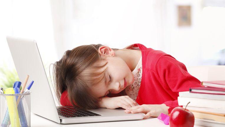 59ef7d8fbe4 Waarom is het logisch dat kinderen op school in slaap vallen?   De ...
