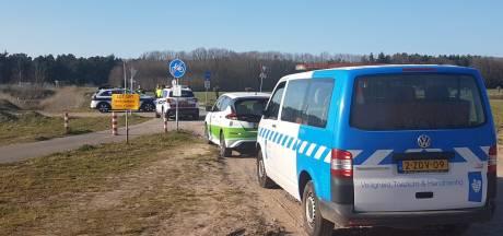 Opnieuw grote groep crossers in de fout met illegale wedstrijd Lage Zwaluwe: 'Mag dit niet dan?'
