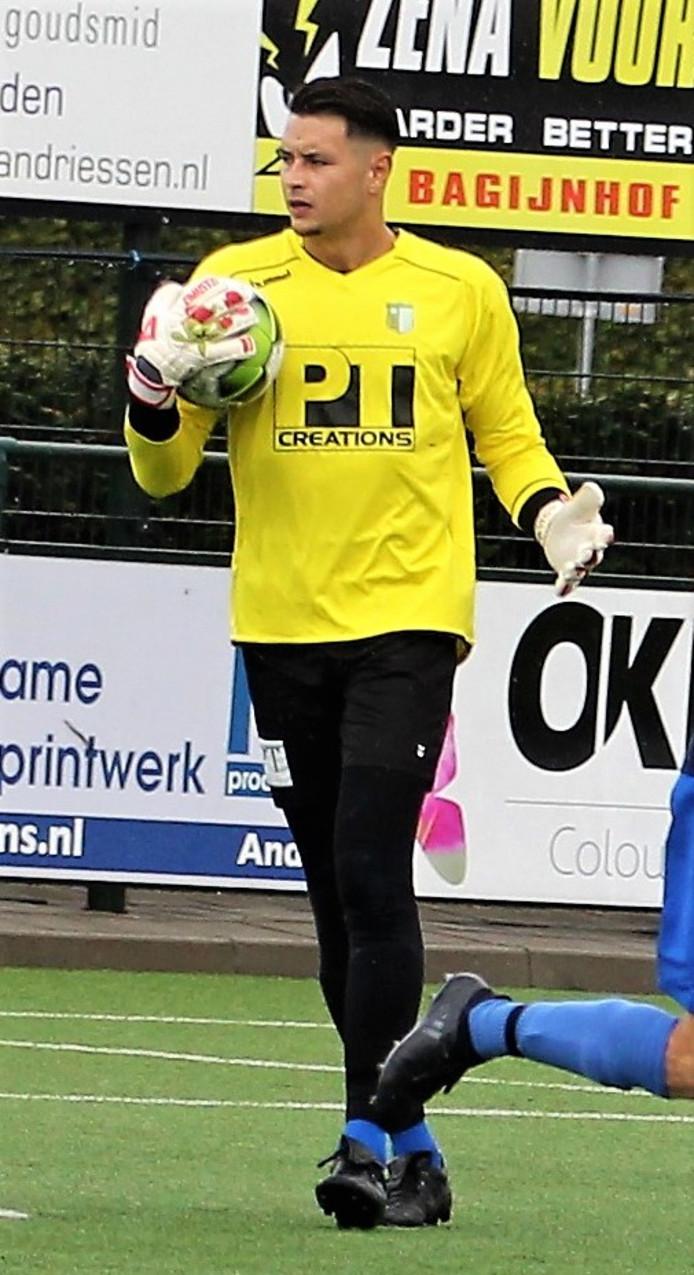 Achilles Veen-doelman Jamil Kools.