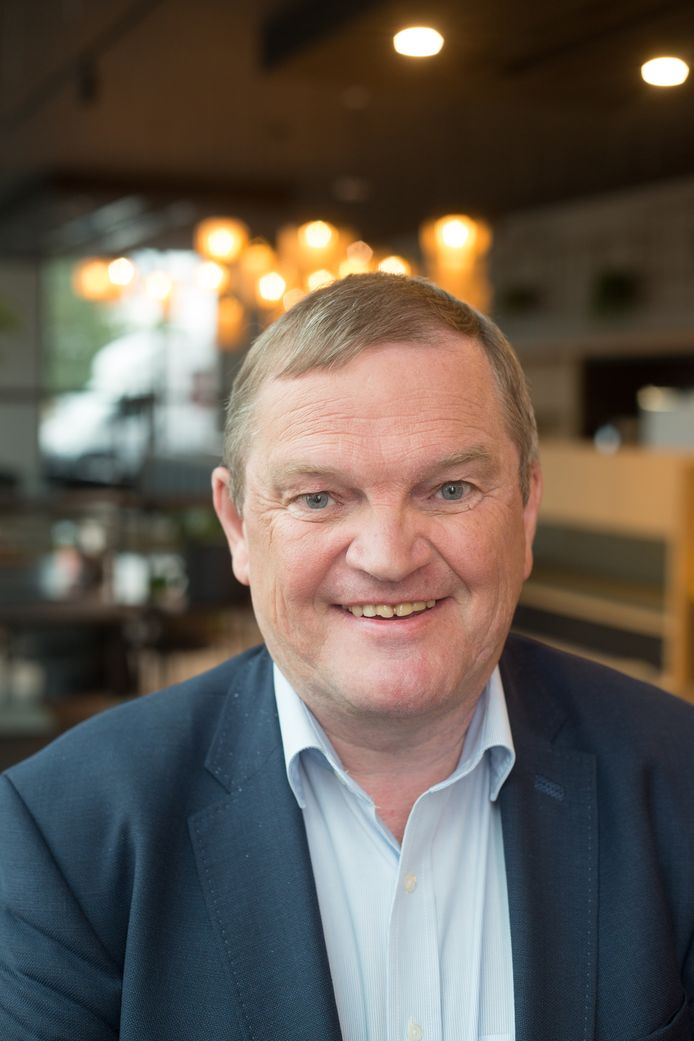 Guy Swennen, de lijsttrekker van Bilzen Bruist.