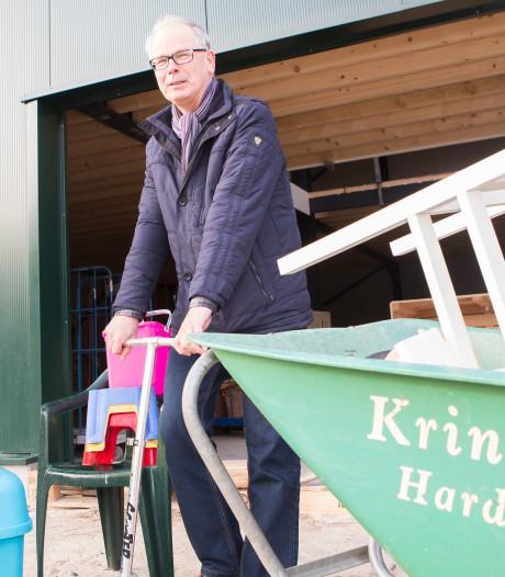 Kringloop Hardenberg uit oude jas gegroeid