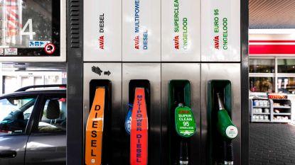 Diesel tanken vanaf donderdag opnieuw duurder