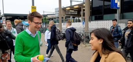 Voor D66'er uit Enschede is zetel in Brussel persoonlijk project