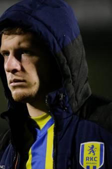 RKC Waalwijk verscheurt contract 'vergeten' Dylan Seys