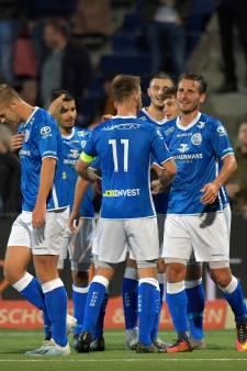 FC Den Bosch speelt frustratie van zich af tegen MVV: 4-0