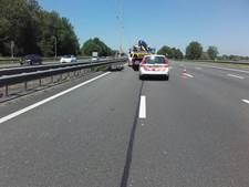 Ernstig ongeluk op A29, Kiltunnel tolvrij