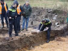 Verdacht projectiel in Baarn blijkt geen explosief