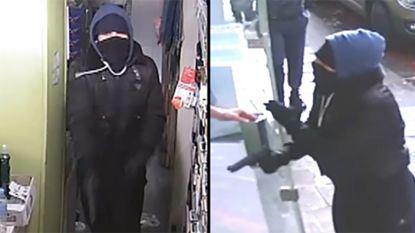 VIDEO: politie zoekt daders van gewapende overval op Carrefour