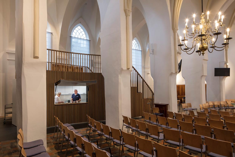De kerk van Ruurlo wordt multifunctioneel (en kan zo veel langer open blijven).