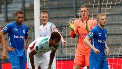 LIVE. Treffer van Dessers afgekeurd voor offside!