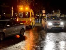 Fietser gewond bij aanrijding op Prinsenkade in Breda