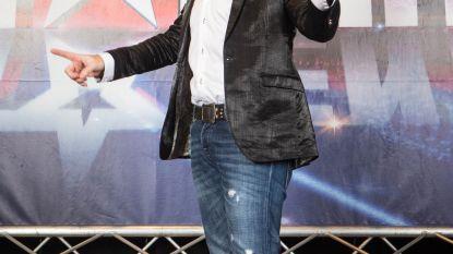 Ex-winnaar Michael Lanzo is 'not amused'