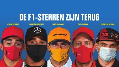 """""""Alleen Verstappen kan Hamilton aan"""": onze man blikt vooruit naar nieuw Formule 1-seizoen"""