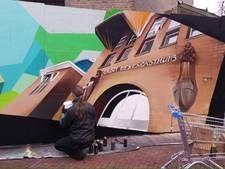 Kings of Colors Festival uit Den Bosch genomineerd voor Dutch Street Art Awards