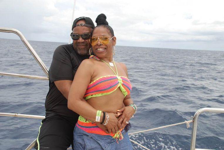 Edward Nathaniel Holmes (63) en Cynthia Ann Day (49) uit Maryland stierven eind vorige maand op vakantie op de Dominicaanse Republiek.