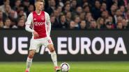 Ajax reist zonder Sinkgraven naar Europa League-finale