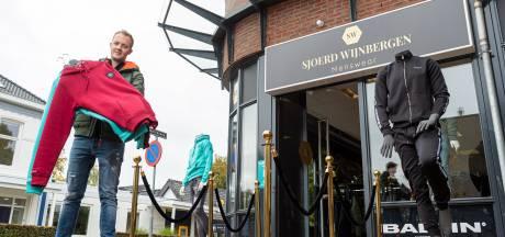 Sjoerd zorgt met modezaak voor verrassing in Vaassen (en niet alleen omdat-ie fietsenmaker was)