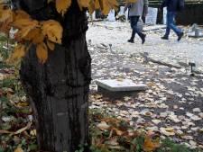 Zo worden 200 graven geruimd op begraafplaats in Hardinxveld